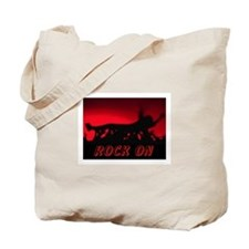 ROCK ON~MOSH! Tote Bag