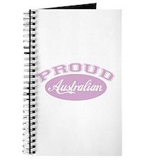 Proud Australian (pink) Journal