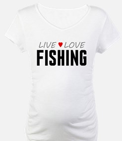 Live Love Fishing Shirt
