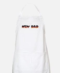 NEW DAD gift BBQ Apron