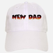NEW DAD gift Baseball Baseball Cap