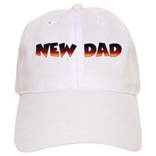 NEW DAD gift Baseball Cap