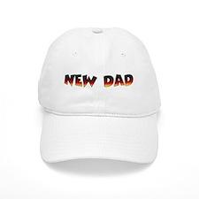 NEW DAD gift Cap