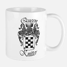 Queen Knitter Mug