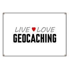 Live Love Geocaching Banner
