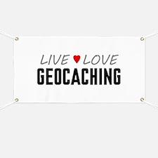 Live Love Geocaching Banner
