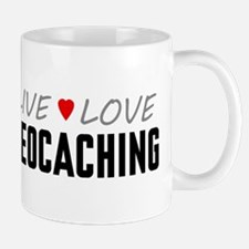 Live Love Geocaching Mug