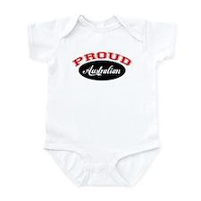 Proud Australian Infant Bodysuit