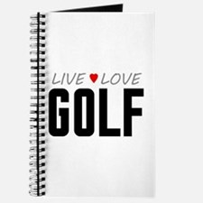 Live Love Golf Journal