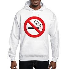 Classic No Smoking Hoodie