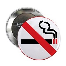 Classic No Smoking Button