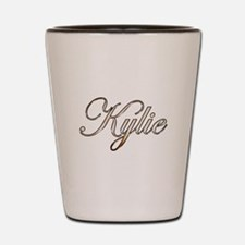 Gold Kylie Shot Glass