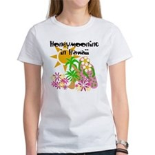 Honeymoon Hawaii Tee