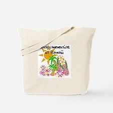 Honeymoon Hawaii Tote Bag