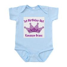 Custom for Kimberly (1) Infant Bodysuit