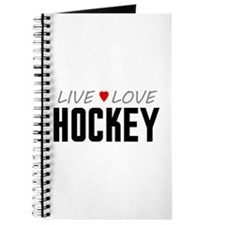 Live Love Hockey Journal