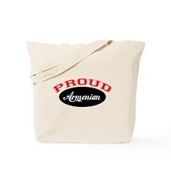 Proud Armenian Tote Bag