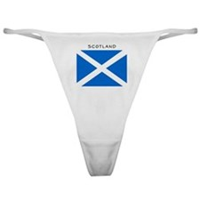 Unique Scot Classic Thong