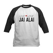 Live Love Jai Alai Tee