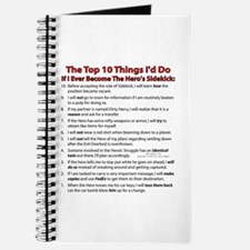 Sidekick Top 10! Journal