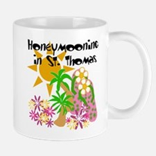 Honeymoon St. Thomas Mug