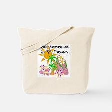 Honeymoon St. Thomas Tote Bag