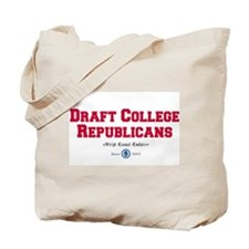 Draft College Republicans! Tote Bag