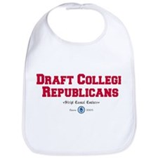 Draft College Republicans! Bib