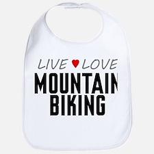 Live Love Mountain Biking Bib
