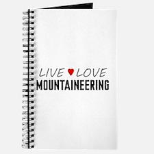 Live Love Mountaineering Journal