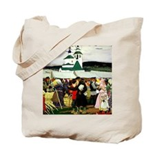 Kustodiev - The Fair Tote Bag