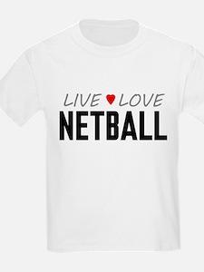 Live Love Netball T-Shirt
