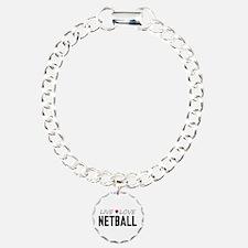 Live Love Netball Bracelet