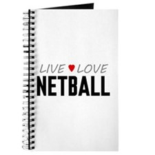Live Love Netball Journal