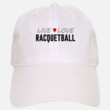 Live Love Racquetball Hat