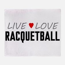 Live Love Racquetball Stadium Blanket