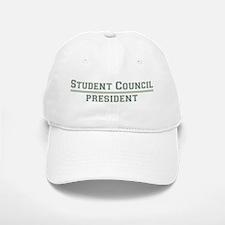 Student Council President Baseball Baseball Cap