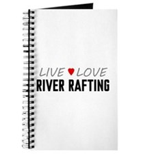 Live Love River Rafting Journal