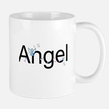 Personalizable Cute ANGEL Mugs