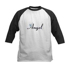 Personalizable Cute ANGEL Baseball Jersey