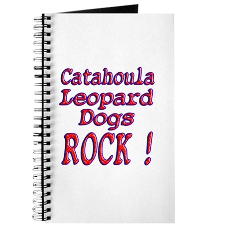 Catahoula Leopard Dogs Journal