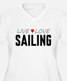 Live Love Sailing T-Shirt