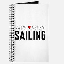Live Love Sailing Journal