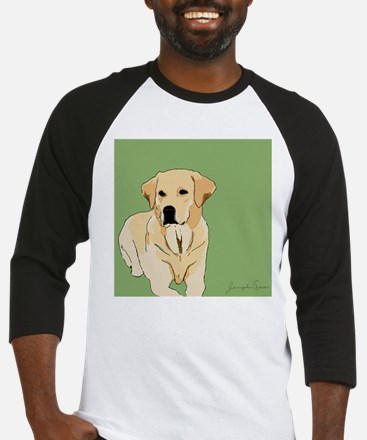 The Artsy Dog Lab Series Baseball Jersey
