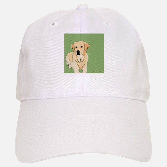 The Artsy Dog Lab Series Baseball Baseball Cap