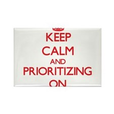 Keep Calm and Prioritizing ON Magnets