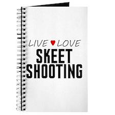 Live Love Skeet Shooting Journal