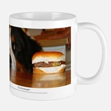 """The Hamburgler"" Mug"