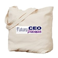 Future CEO Tote Bag