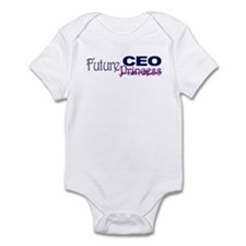 Future CEO Infant Bodysuit